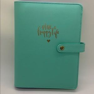 NWOT Happy Planner Cover Sleeve Holder